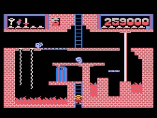 ATARI XE/XL GAME: PRELIMINARY MONTY