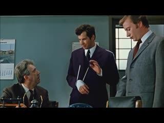Бандитская пуля (хорошее настроение, юмор, отрывок из фильма, комедия, следователь, начальство, Никулин, расследование, фильм).