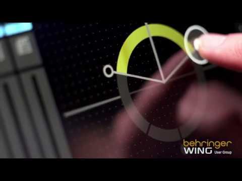 NEW: Behringer WING Digital Mixer (Teaser 1-4)