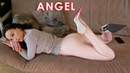Christina's pointed toe steel high heels Gianmarco Lorenzi ankle boots EU 38 US 7,5
