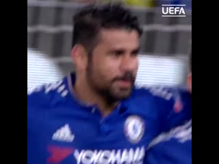 Chelsea signed diego costa onthisday in 2014 ️ - - ucl otd