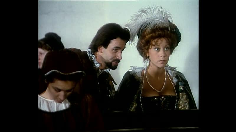 Графиня де Монсоро (1997) 5 серия часть 2