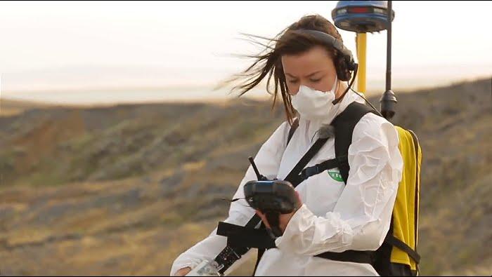 Радиация Ядерный полигон Агрессивная среда с Александрой Говорченко