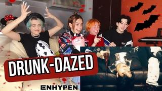 ENHYPEN (엔하이픈) 'Drunk-Dazed' Official MV   REACTION   Spoiler - AAAAAh
