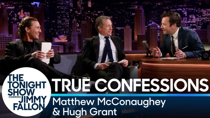 True Confessions with Matthew McConaughey and Hugh Grant