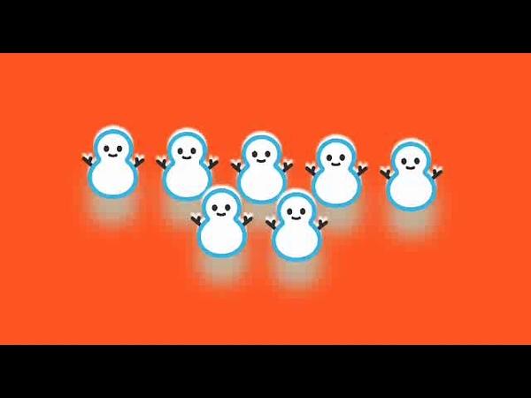 Compressor formal music snowman