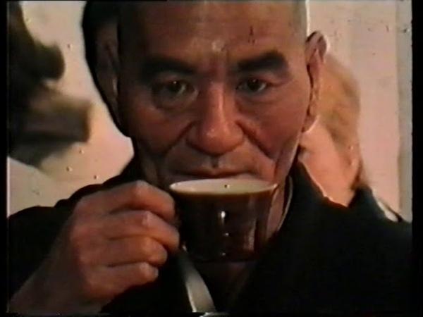 Documentary The life of master Taisen Deshimaru in France Ordination of nun Barbara Kosen