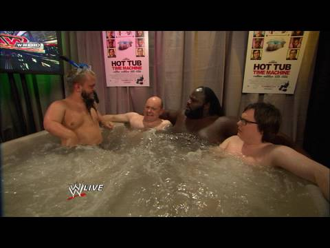 Hot tub challenge match Pt 2