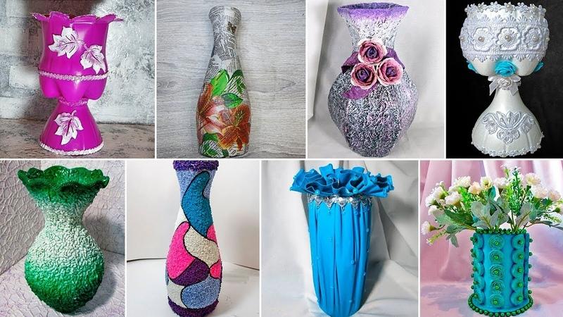 31 идея как сделать вазу Ваза своими руками