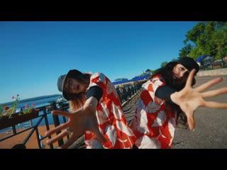 Дуэт АНТИЛЕНЬ | Dreamville - Down Bad | dance choreo