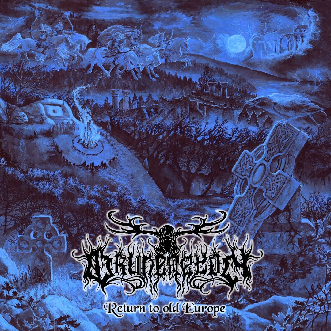 Drunemeton - Return to Old Europe