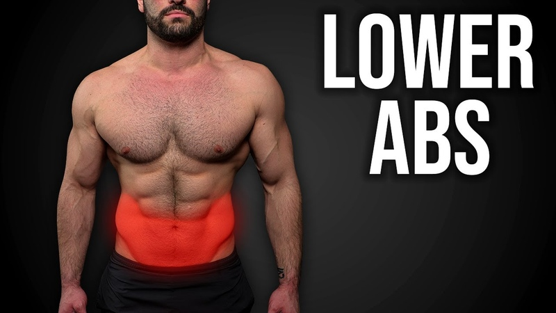 4min Home LOWER ABS Workout V CUT ABS WORKOUT