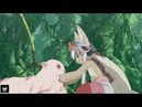 Nanachi's and Mitty's farewell - Made in Abyss
