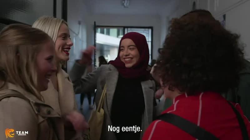 Стыд Бельгия 2 сезон 1 серия