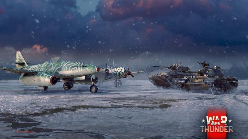 Играем в War Thunder качаем советов упорные старания поднять второй ранг