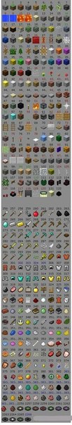 иды предметов в майнкрафте 1 5 2 #1