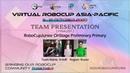 R20.7.8 - Russia Region - TEAM: Kriloff - Finalist Presentation - RCJ OnStage Preliminary Primary