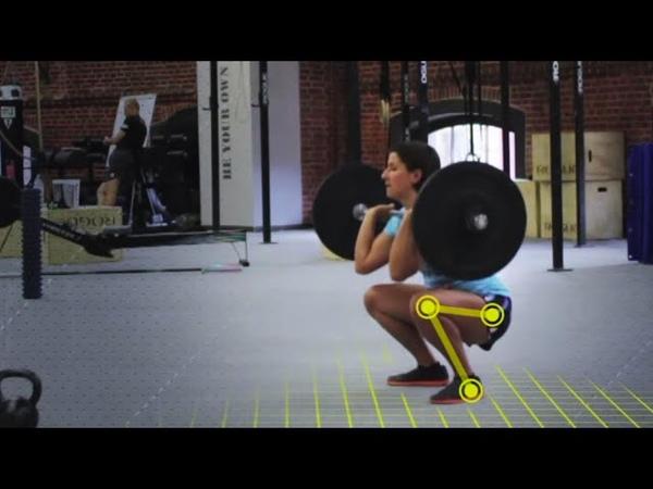 Thruster Выброс штанги. Стандарт выполнения упражнения в Crossfit