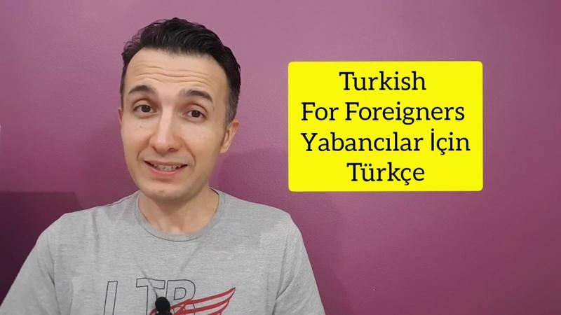Turkish Suffix -mak lazım (gerek) -mek lazım (gerek)