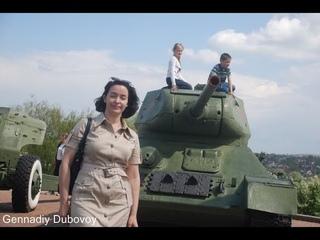 """Журналистка из Донецка: """"Украинцы, я счастлива, что буду гражданкой России!"""""""