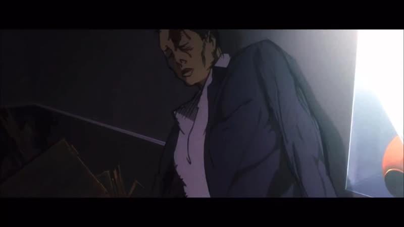 Фрагмент НБ аниме