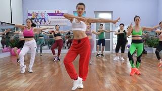 AEROBIC DANCE | 23 Mins Aerobic workout to Burn Fat | Fun Weight Loss Challenge