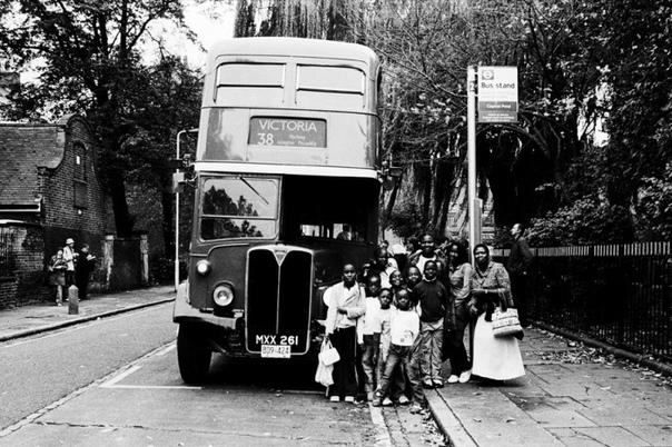 Улицы старого Лондона Фото: Colin OBrien.