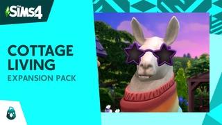 """Новое дополнения """"Загородная жизнь"""" для игры The Sims 4!"""