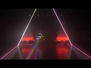 Лазерная Проекция 3D Маппинг на ваше Мероприятие! Аренда Робот Мода #mapping #laser #projection #event