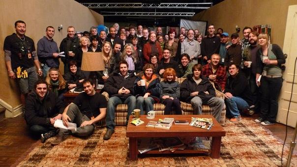 Эдгар Райт поделился кучей фото со съёмок «Скотта Пилигрима против всех» Уже завтра ленте исполнится 10