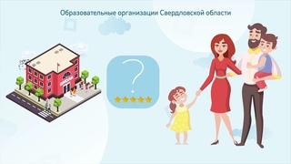 Независимая оценка качества условий оказания образовательных услуг в Свердловской области