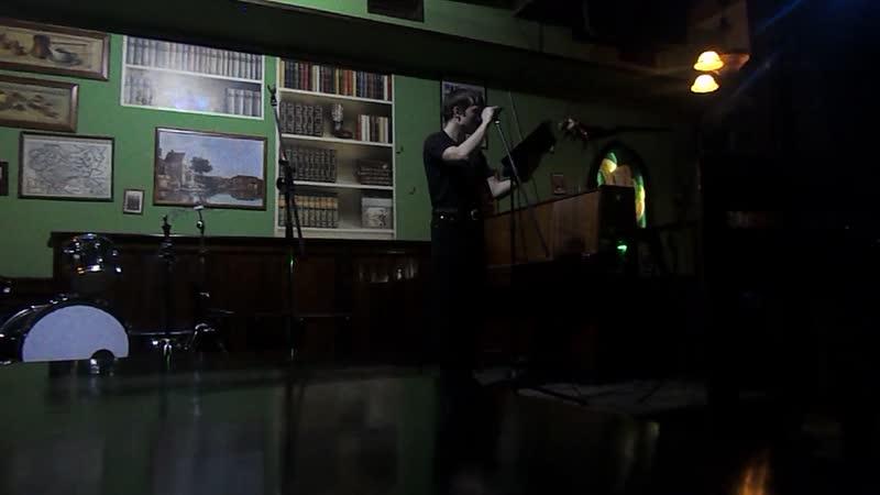 Иван Буханцов выступление в ирландском баре Кёрк Ростов на Дону 28 02 16