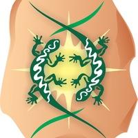 Логотип Мудрость Урала / Эзотерика Челябинск
