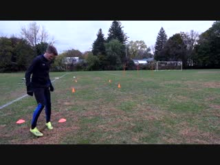 My Full Training Session and Recovery _ Individual Pitch Session and Vibrating Foam Roller Routine