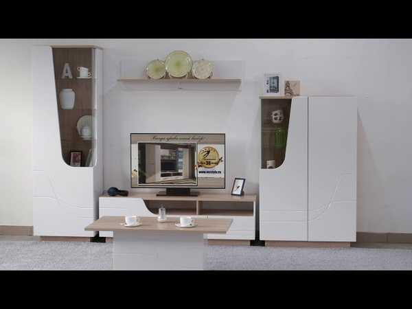 Модульная гостиная Аура