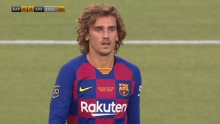 Antoine Griezmann Debut Games For Barcelona! | Pre-Season Highlights