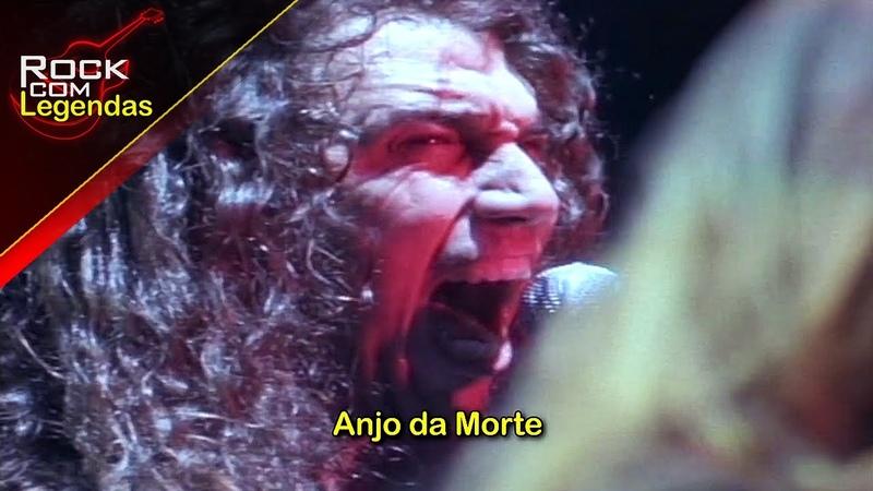 Slayer Angel of Death Legendado Significado da Letra