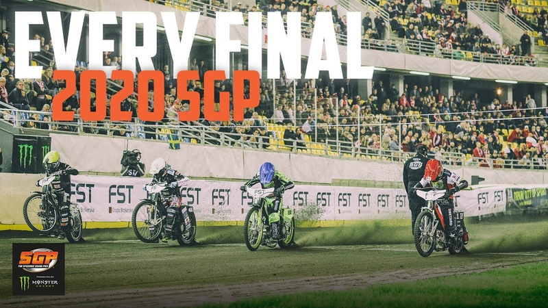 Every SGP Final in 2020 FIM Speedway Grand Prix