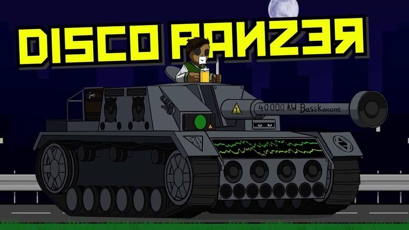 Alan Aztec Disco Panzer feat R5on11c