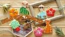 【フラガールクッキー】の作り方 Hula girl cookies|The Cookie Cutter Land