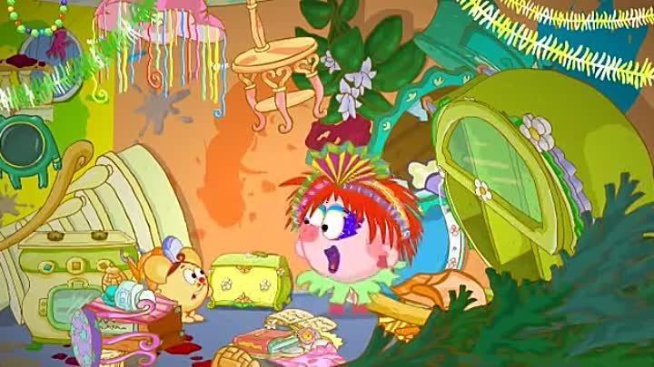 Новогодняя почта Смешарики 2D ¦Мультфильмы для детей