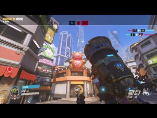 The new Busan map features a giant inflatable cow!