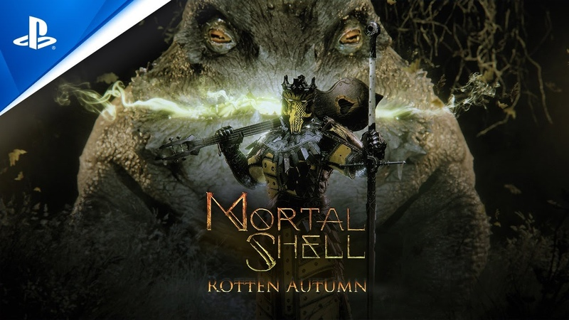 Mortal Shell - Rotten Autumn Free Update Out Now | PS4