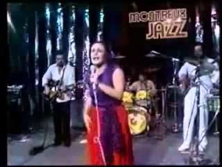 Milton Nascimento - Elis Regina (Montreux Festival de Jazz) ao vivo 1979.
