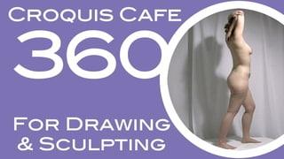 CROQUIS CAFE 360: Grace No. 3