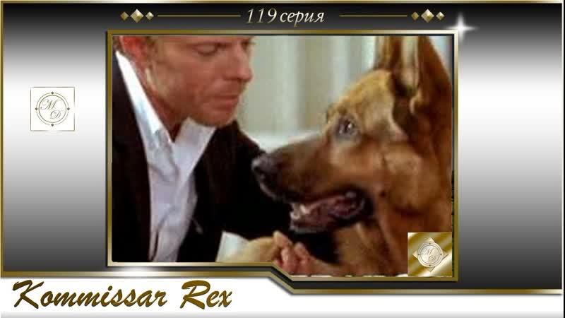 Komissar Rex 11x01 Комиссар Рекс 119 серия