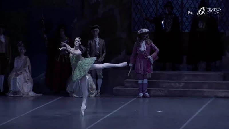 The Sleeping Beauty [choreography by Mario Galizzi] - Nadia Muzyca, Juan Pablo Ledo Ayelén ... Teatro Colón Ballet
