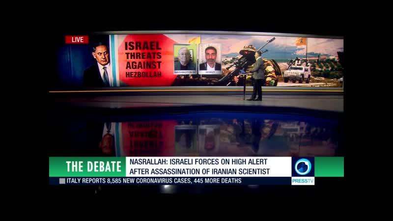 Israel makes threats against Lebanons Hezbollah, The Debate