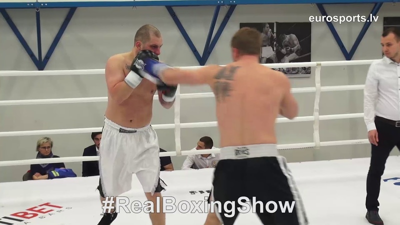 25.03.2018 Fight 2 Real Boxing Show