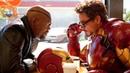 Сэр! Вынужден попросить вас покинуть пончик. Железный человек 2 2010 год.